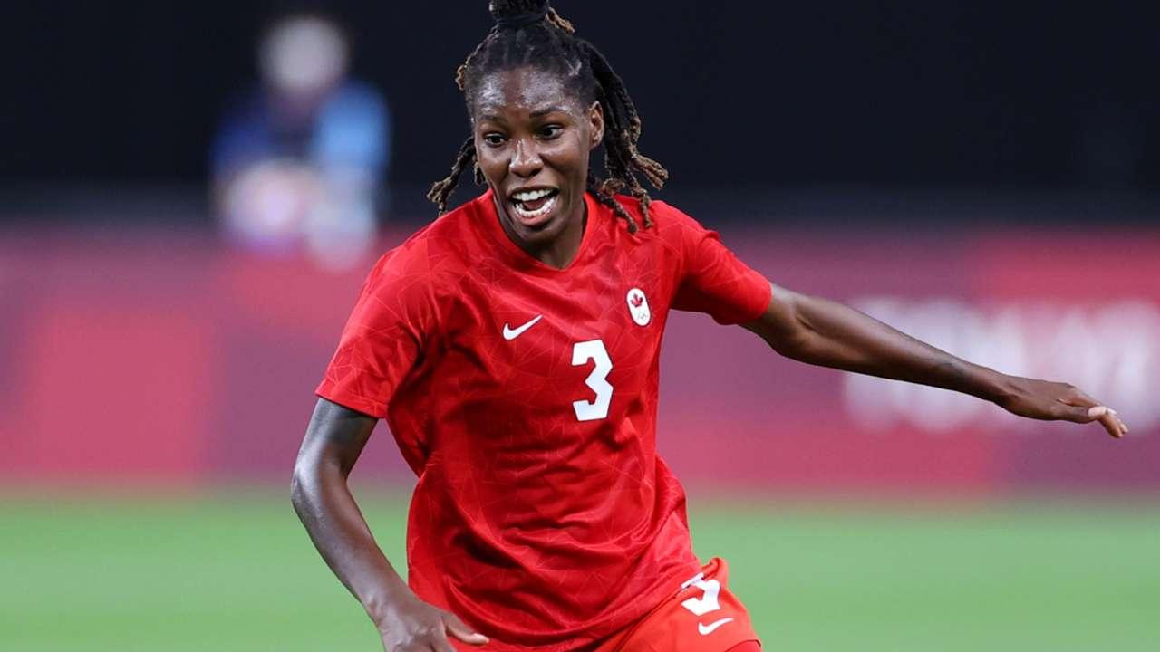 Kadeisha Buchanan - Canada - 2021 Olympics