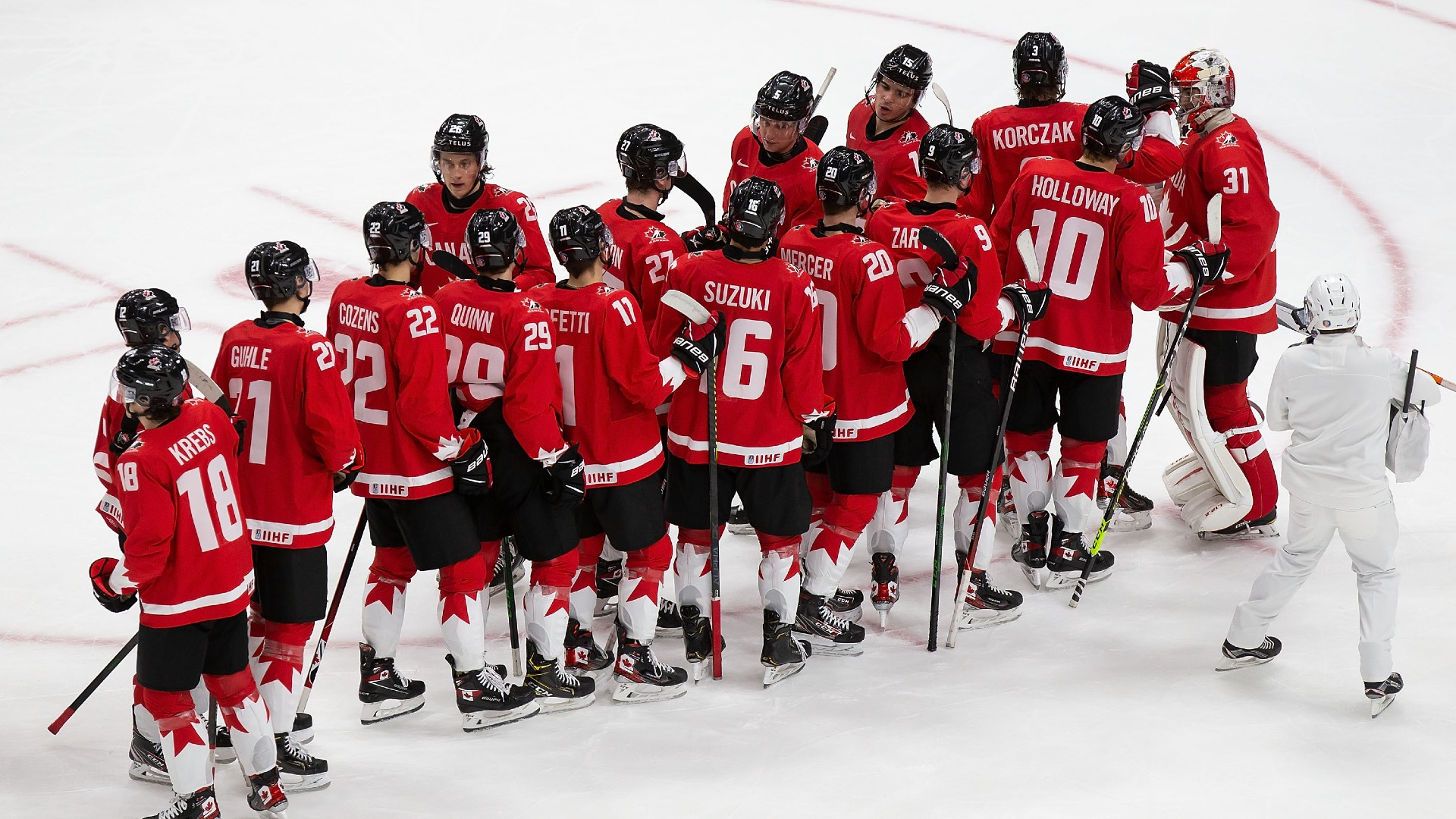 Canada vs. Slovakia result: Devon Levi shines in net as Canadians hold on for 3-1 win – Sporting News