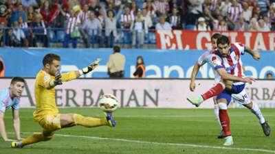 Sergio Alvarez Raul Garcia Atletico Madrid Celta Vigo 20092014