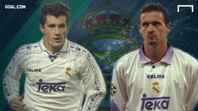 GFX Davor Suker Predrag MIJATOVIC Real Madrid
