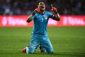 Essam El Hadary - Egypt National Team