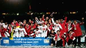 Sao Paulo Liverpool Club World Cup 2005