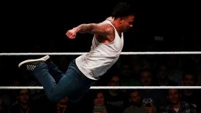 Tim Wiese Wrestling Fight