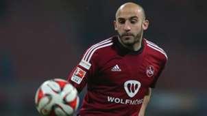 Javier Pinola FC Nürnberg 03232015
