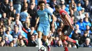 Leroy Sane Manchester City Premier League 23102016