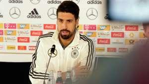 Sami Khedira Germany Friendlies 28032016