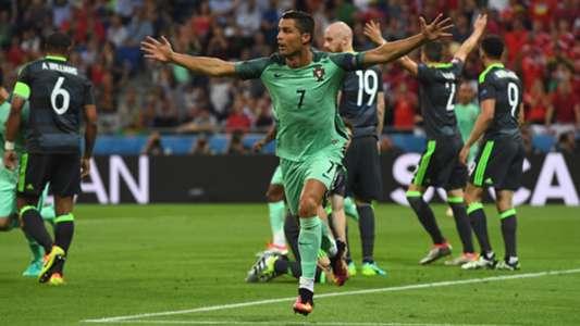Cristiano Ronaldo Kopfball