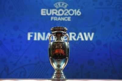 UEFA EURO DRAW 2016 12122015