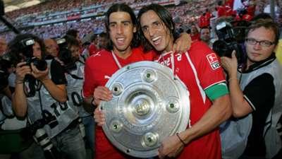 Sami Khedira Fernando Meira VfB Stuttgart Energie Cottbus 19052007