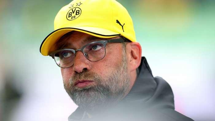 Jurgen Klopp Borussia Dortmund Bundesliga 16052015