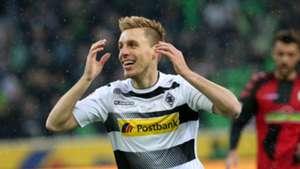 *ONLY GERMANY* Patrick Herrmann Borussia Mönchengladbach SC Freiburg Bundesliga 04022017