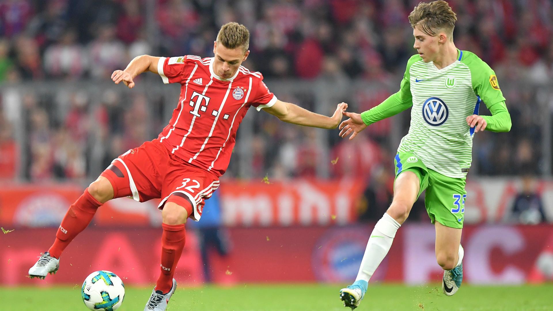 Bayern Wolfsburg Tore