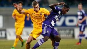 Oriol Busquets FC Barcelona 08032016