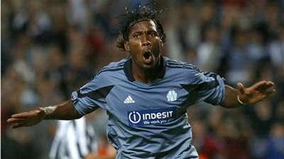 Didier Drogba Olympique Marseille