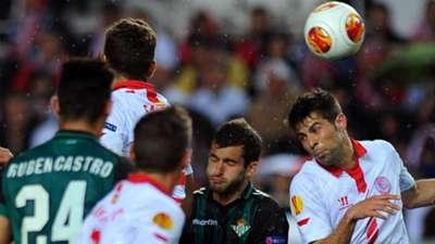 Real Betis FC Sevilla Leo Baptistao Coke