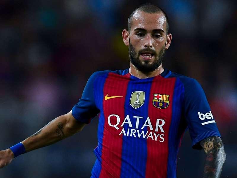 """Aleix Vidal will sich durchbeißen: """"Möchte Barcelona nicht verlassen"""""""
