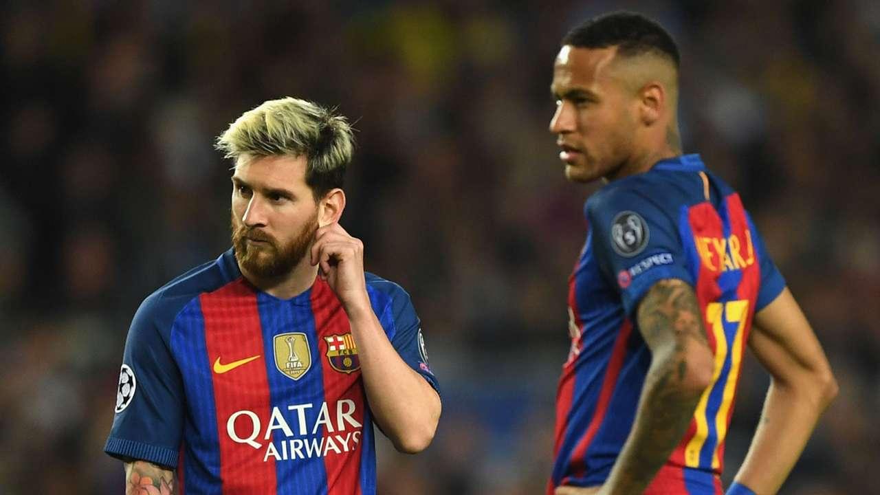 Lionel Messi, Neymar 10192016