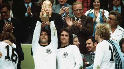 ONLY GERMANY Gerd Muller Germany WC 07071974