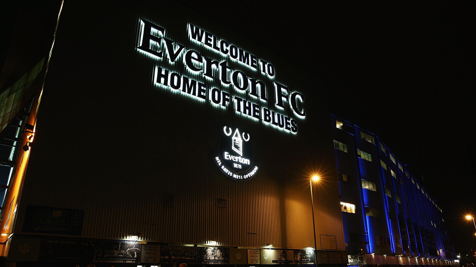 FC Everton Premier League Goodison Park