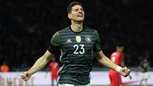 Mario Gomez Germany England 03262016