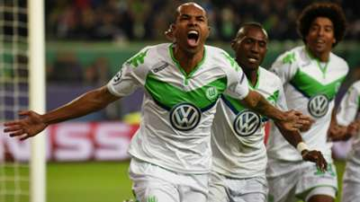 Naldo VfL Wolfsburg Manchester United Champions League 08122015