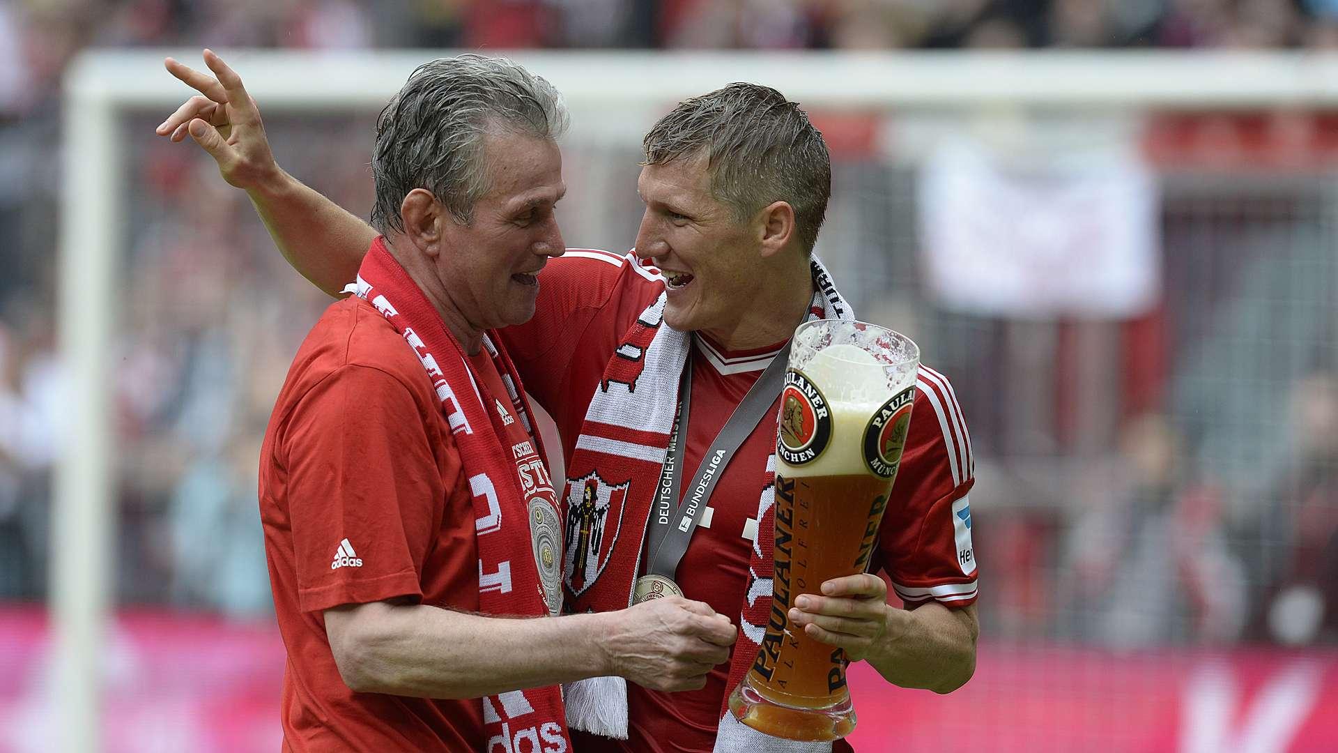 FC Bayern München: Schweinsteiger schreibt emotionalen Brief an ...