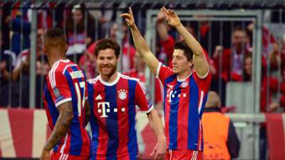 FC Bayern FC Porto 20150421