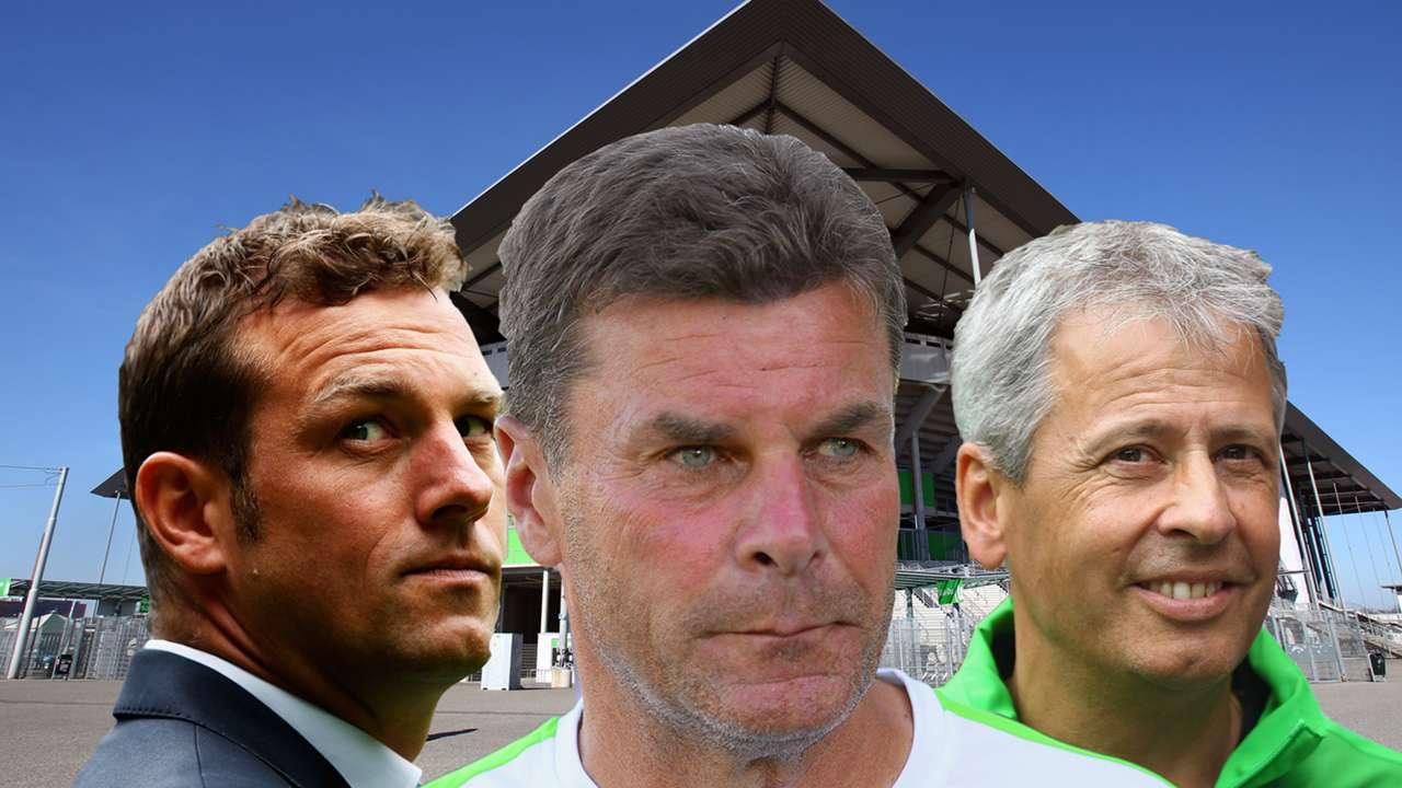 GFX Markus Weinzierl Dieter Hecking Lucien Favre 07262015