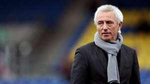 Bert van Marwijk former Hamburg coach