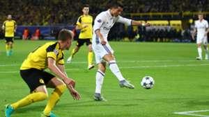 Cristiano Ronaldo Borussia Dortmund Real Madrid Champions League 27092016