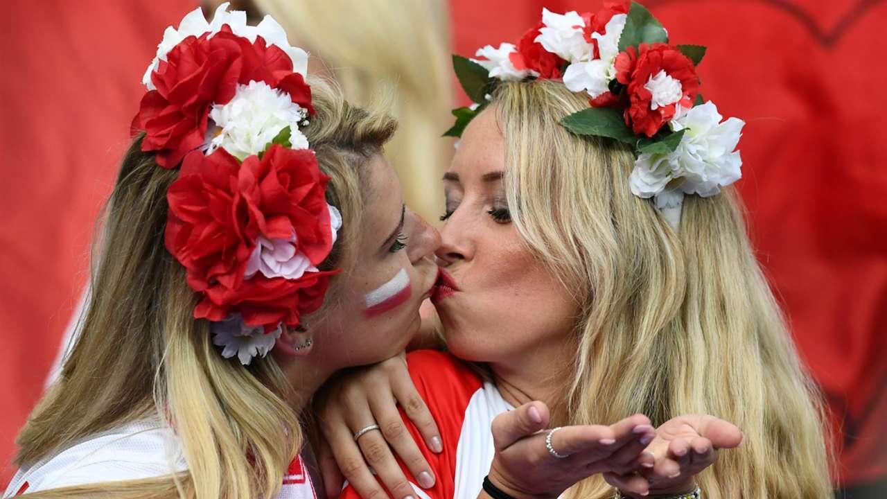 Fans Germany Poland European Championship 16062016