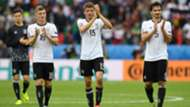 Toni Kroos Mats Hummels Thomas Muller Ireland Germany European Championship 21062016