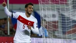 Hakan Calhanoglu Turkey EC Qualification 10102015