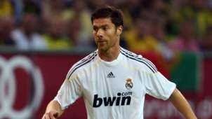 Xabi Alonso Real Madrid Friendly 19082009
