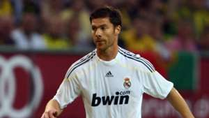 Xabi Alonso Real Madrid Friendly 19082009
