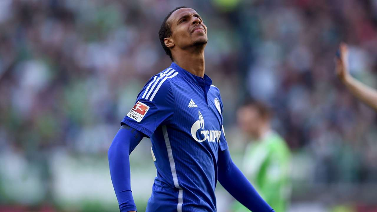 Joel Matip FC Schalke 04 Bundesliga 19042015