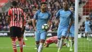 Sergio Agüero Manchester City Premier League 15042017