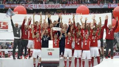 Bayern München 14052016