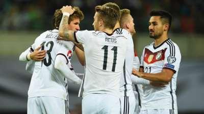 Germany EC Qualification Germany 11102015