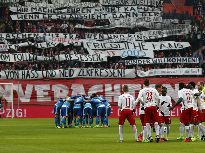 Ultras Rb Leipzig