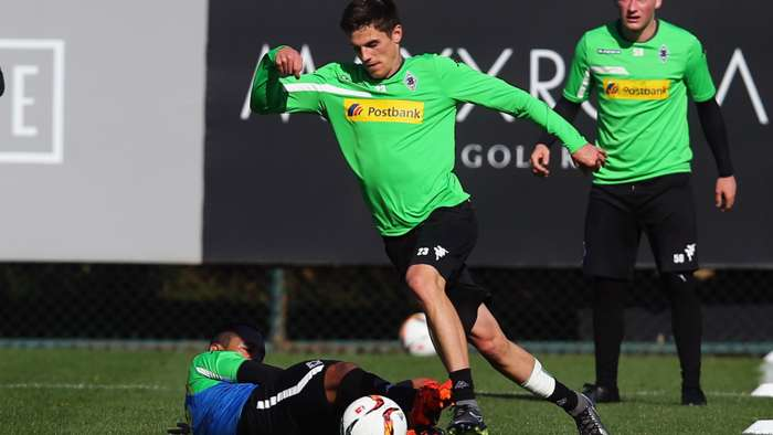 Jonas Hofmann Borussia Monchengladbach