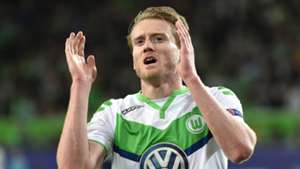 Andre Schürrle Wolfsburg Real Madrid 04062016