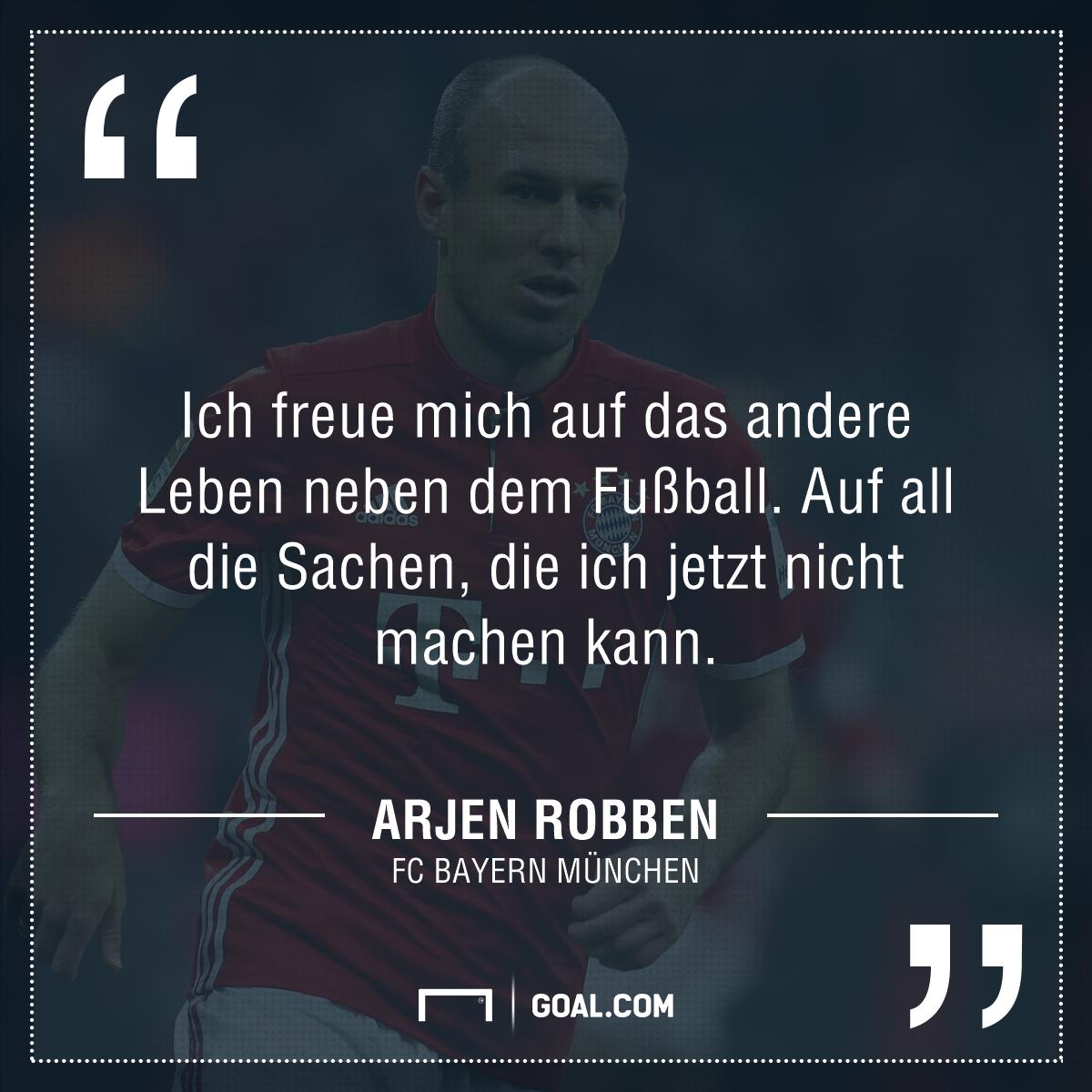 Arjen Robben Exklusiv War Ganz Schwierig Zu Bayern Zu