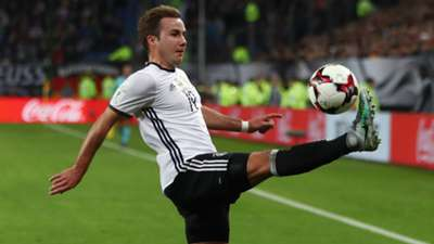 MARIO GOTZE GERMANY CZECH REPUBLIC WC QUALIFICATION 08102016