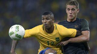 Walace Brazil Olympics 20082016