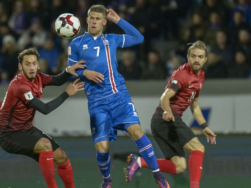 Türkei Island Spiel