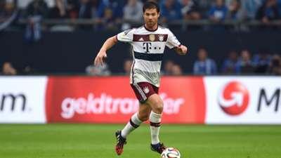 Xabi Alonso FC Bayern Munchen