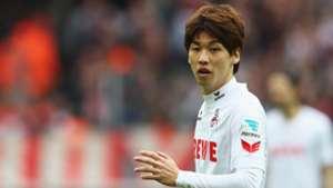 1. FC Köln FC Bayern Osako