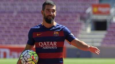 Arda Turan FC Barcelona 07102015