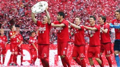 FC Bayern Bundesliga 23052015